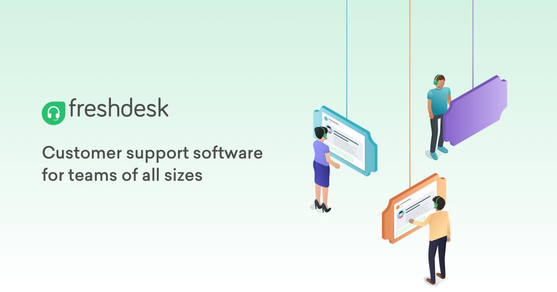 Recensioni Freshdesk: Mantenete gli operatori felici e i clienti ancora più felici - appvizer