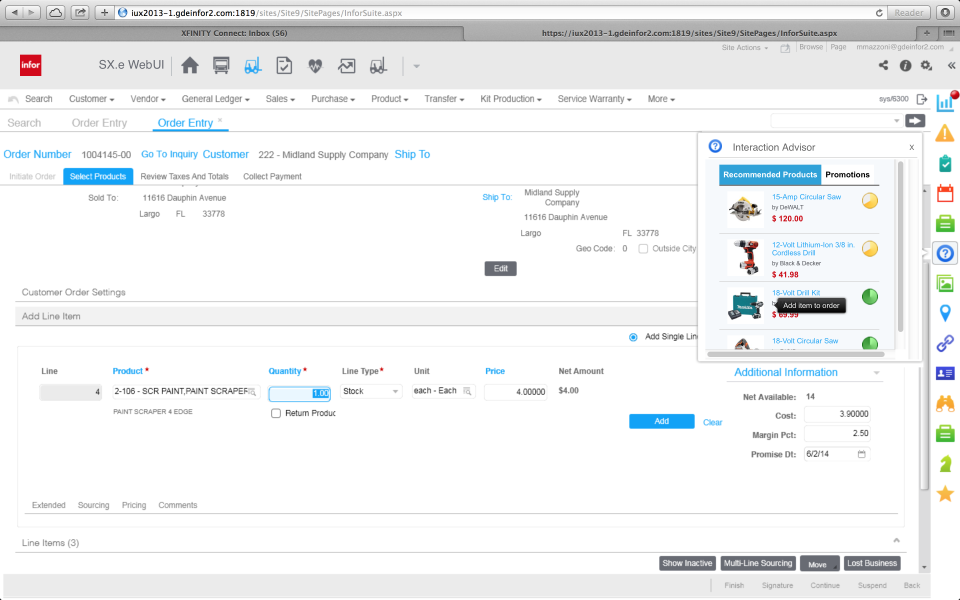 Infor ERP per la distribuzione-screenshot-1