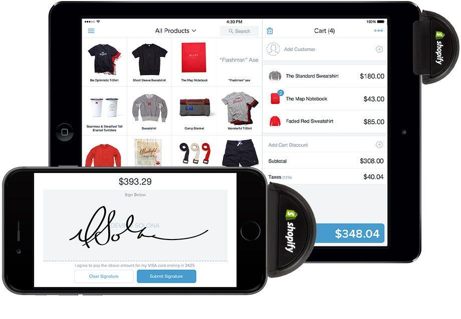 Shopify: negozio on-line