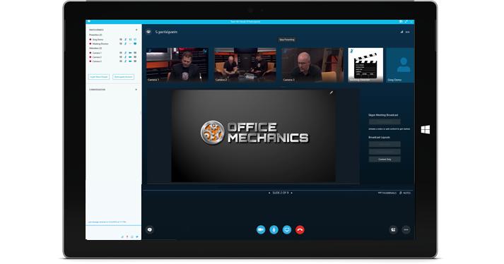 incontri di divulgazione con Skype