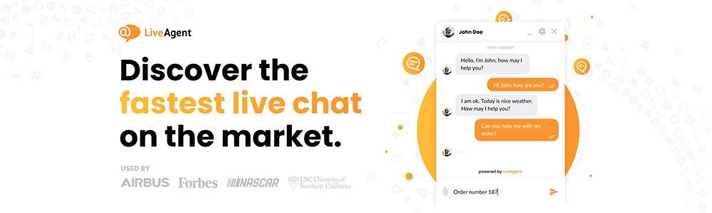 Recensioni LiveAgent: Soluzione completa di Help desk con live chat e call center - Appvizer
