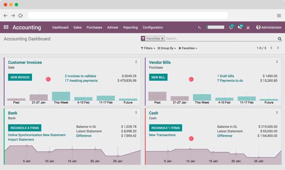 Odoo Accounting-appvizer-highlight_oddo_accounting