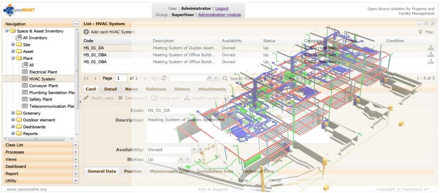 openMAINT-screenshot-0