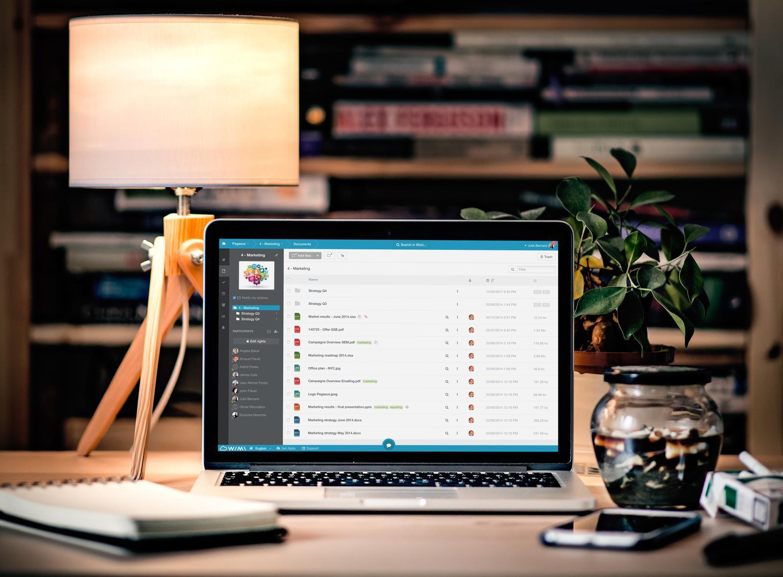 Recensioni Wimi: Strumento di team working e project management - appvizer