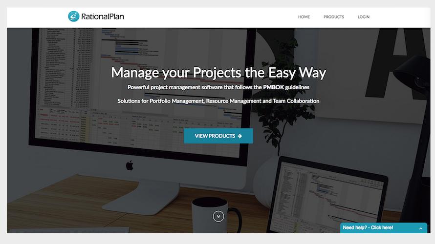 Recensioni RationalPlan: Software di gestione dei progetti facile da usare - Appvizer