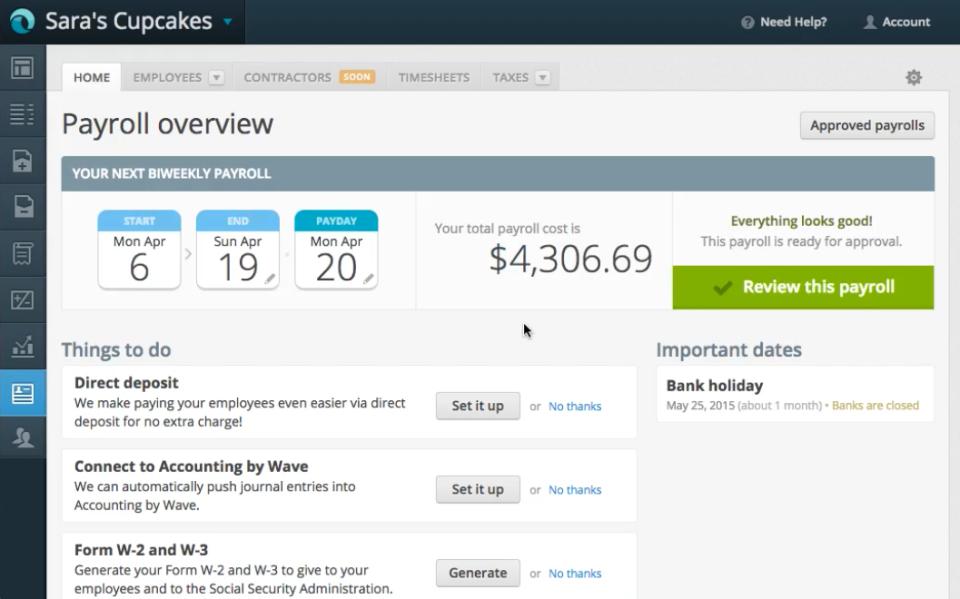 Payroll da Wave-screenshot-1