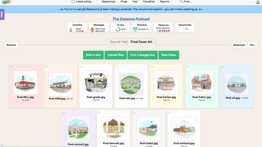 Basecamp: Visualizzazione e monitoraggio di progetti, vale a dire di base, wiki, Progettazione