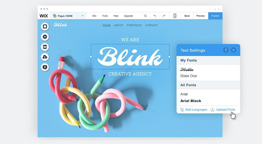 Recensioni Wix: Soluzione completa e intuitiva per la creazione di siti web - appvizer