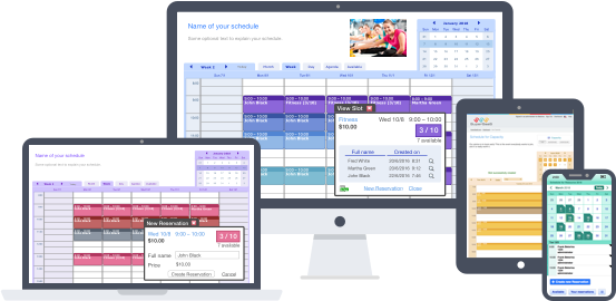 Recensioni SuperSaaS Appointment Schedule: software di gestione appuntamenti - appvizer