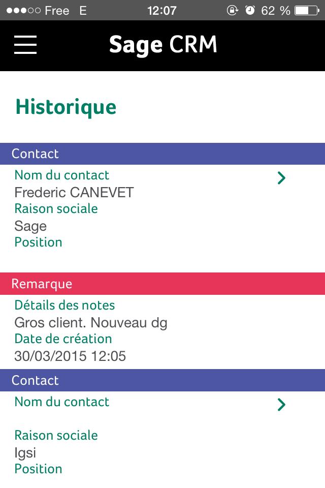 CRM: i clienti di localizzazione geografica, crittografia avanzata Standard (AES), la conoscenza di base wiki