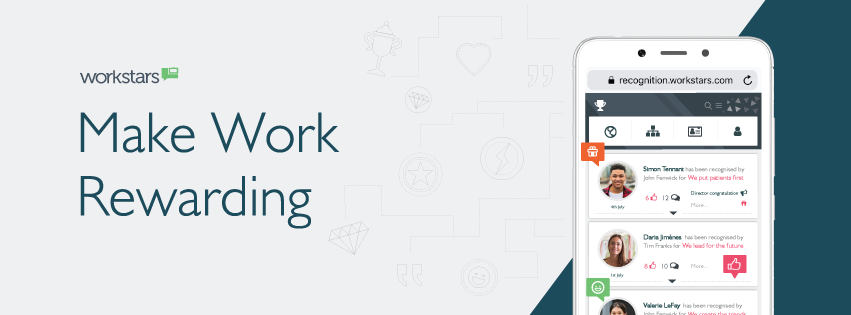 Recensioni Workstars: Integrated social employee recognition & reward platform - appvizer