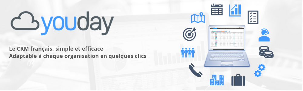 Recensioni Youday CRM: CRM per piccole e medie imprese semplice & scalabile - appvizer
