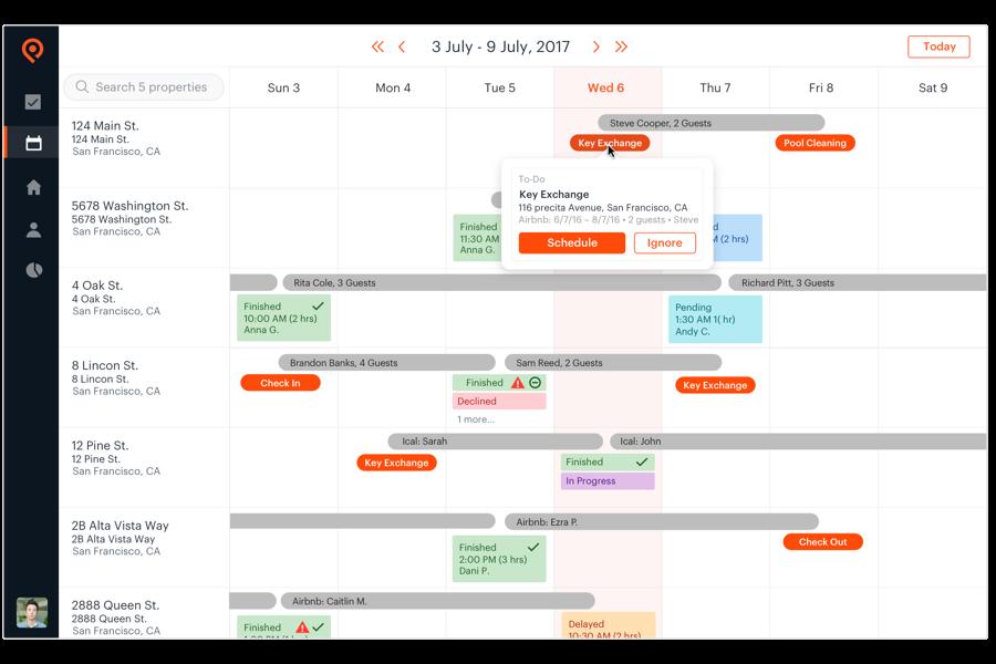 Sincronizzata correttamente calendario con il calendario di prenotazione