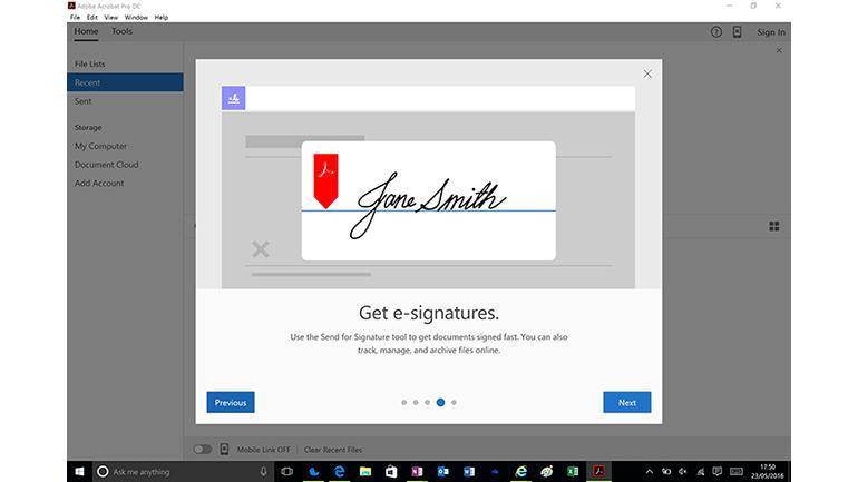 Recensioni Adobe Sign: Semplifica la firma elettronica dei documenti - Appvizer