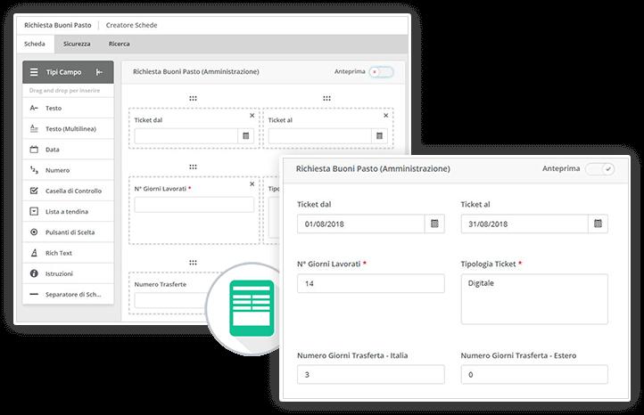 Cezanne HR-form-builder-con-workflow