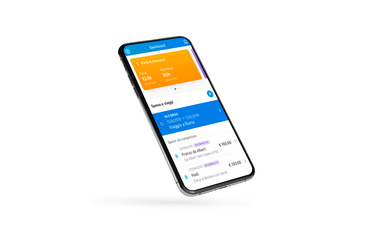 App per la gestione dei dipendenti