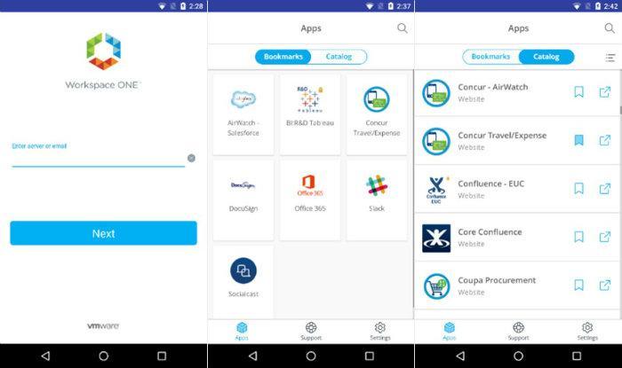 Recensioni Workspace ONE: Piattaforma di Digital Workplace - appvizer