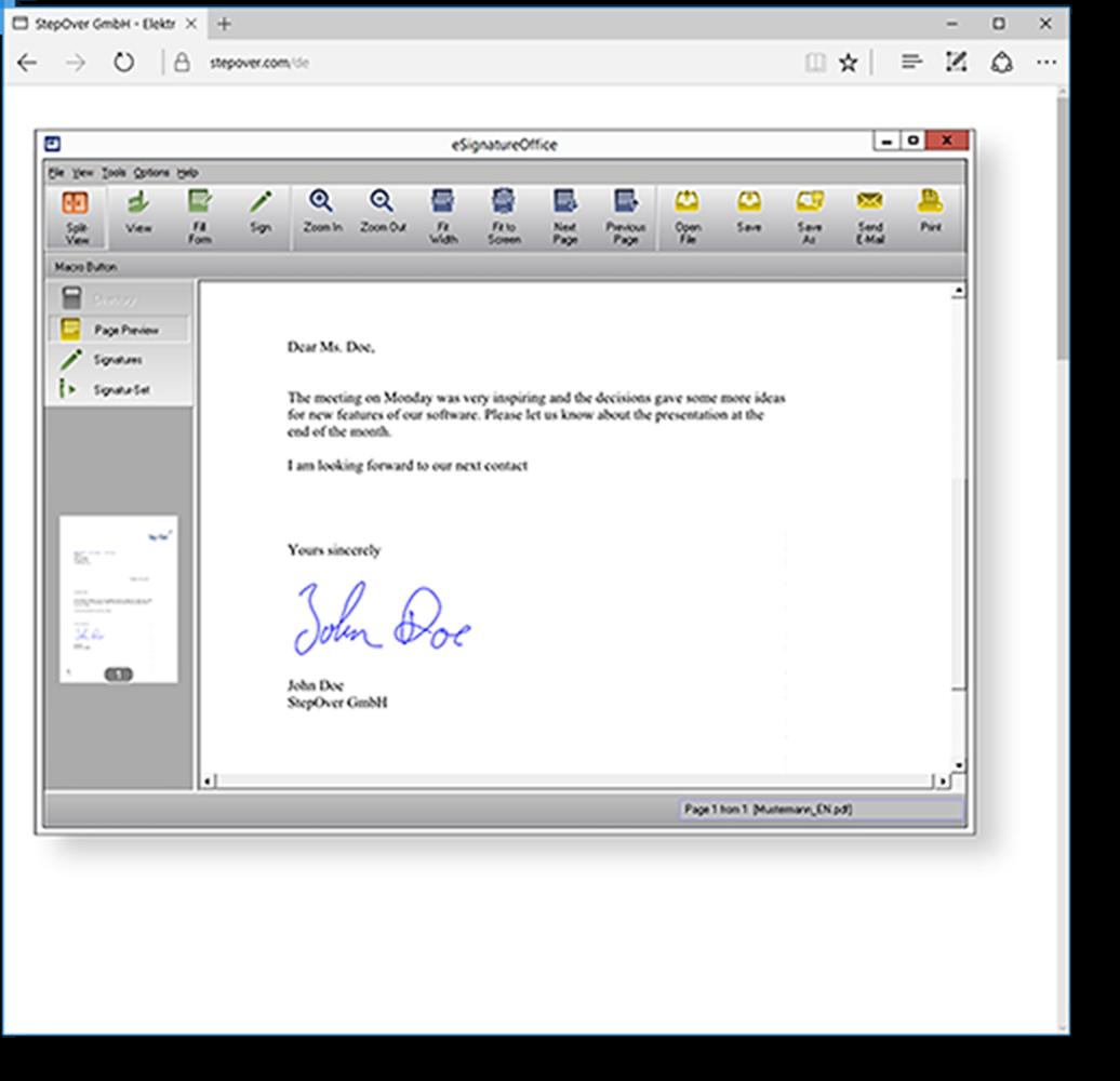 eSignatureOffice-Web-Functionality-Signature-Software-StepOver