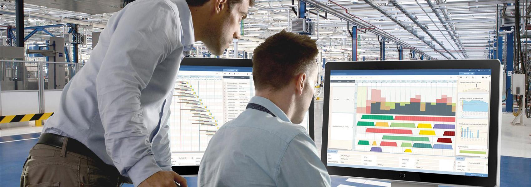 Recensioni CyberPlan: Software di pianificazione e schedulazione della produzione - Appvizer