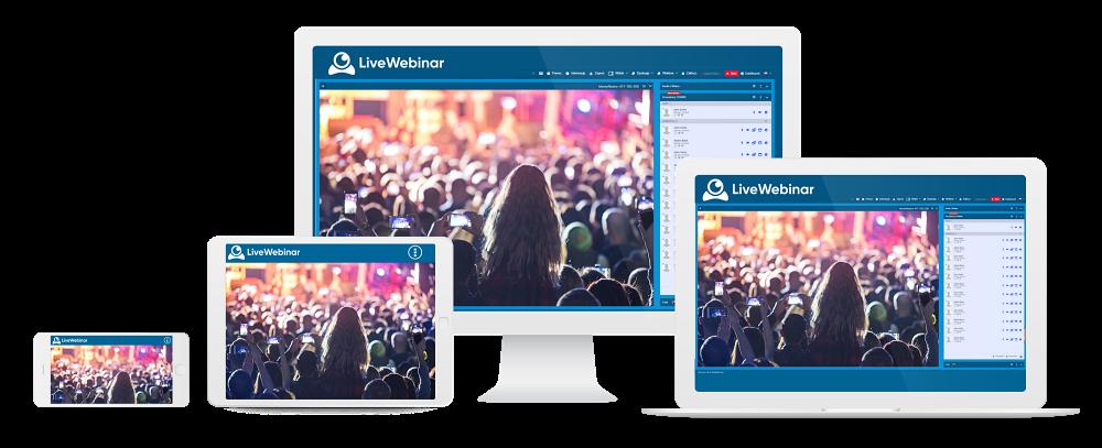 Recensioni LiveWebinar: Il software di webinar più avanzato - appvizer