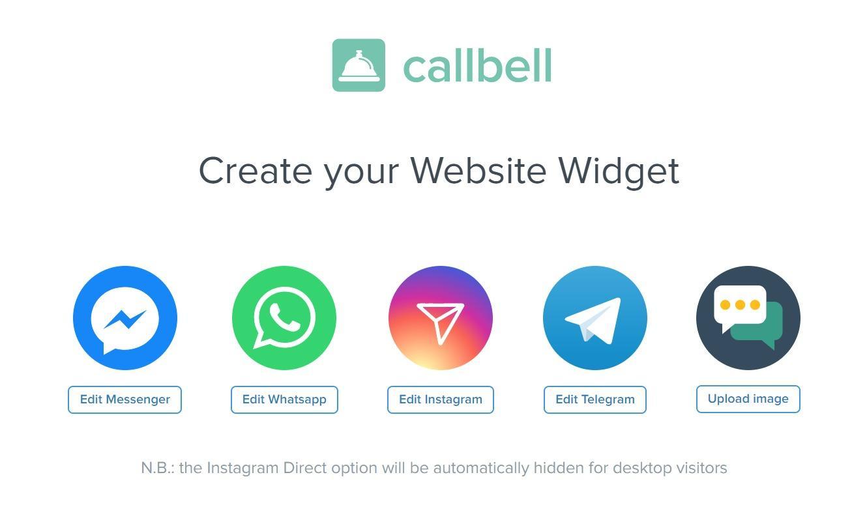 Recensioni Callbell: Widget di chat gratuito - appvizer