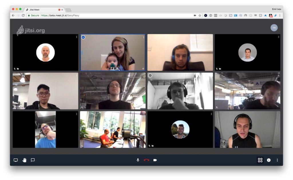 Recensioni Jitsi Meet: piattaforma online per videoconferenze - Appvizer