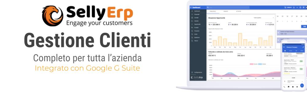 Recensioni Selly Erp: Gestione dei clienti e sviluppo delle vendite - appvizer