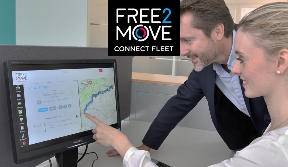 Recensioni Connect Fleet: Gestisci le prestazioni della tua flotta in tempo reale - appvizer