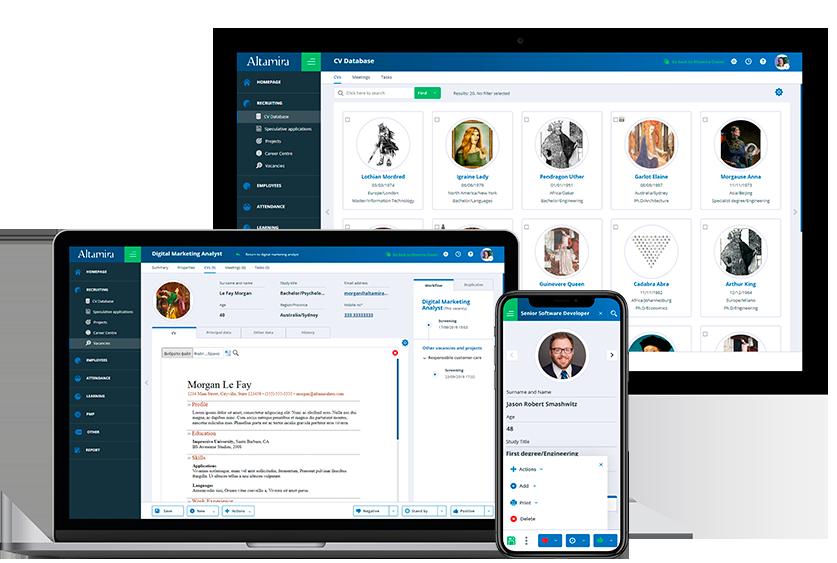 Recensioni Altamira Performance: Software cloud per la valutazione del personale - Appvizer
