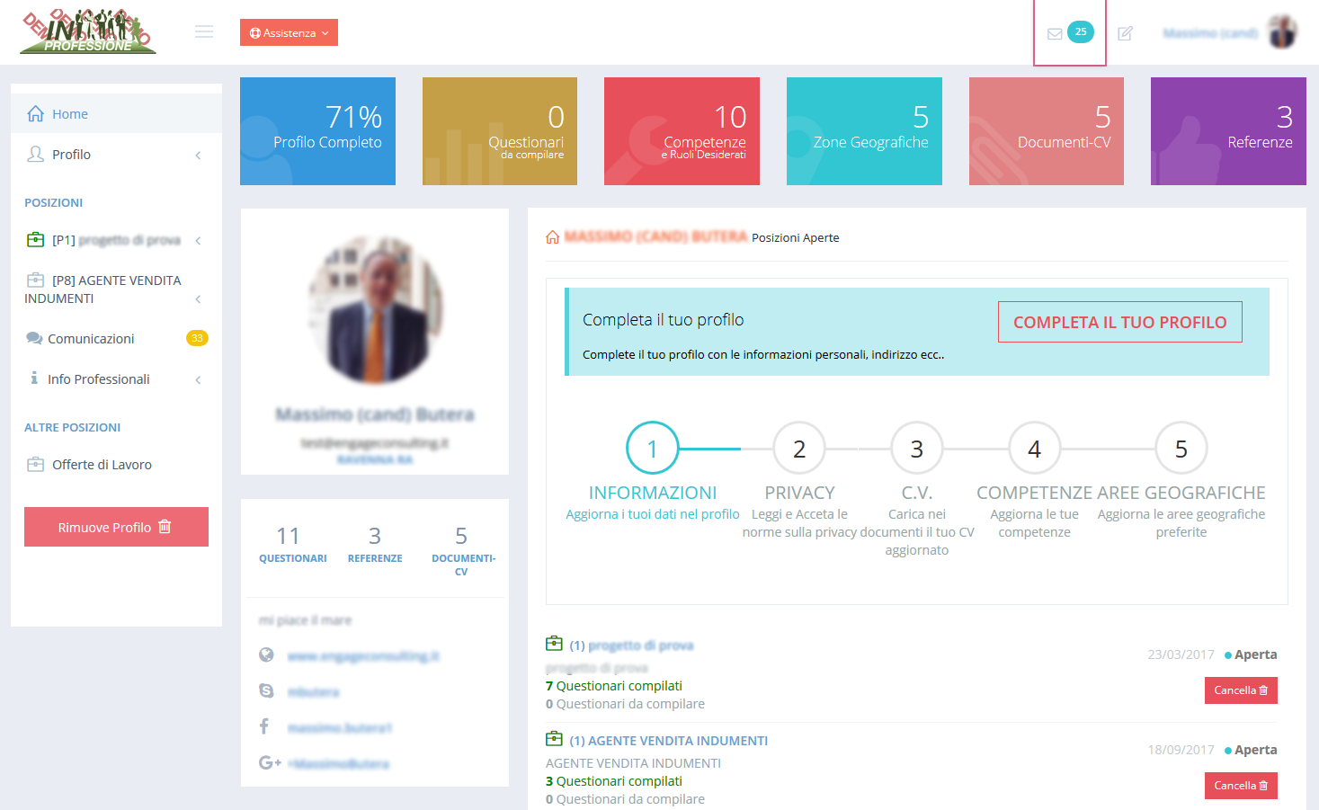 Recensioni HRM Living Business: Software di recruiting - appvizer