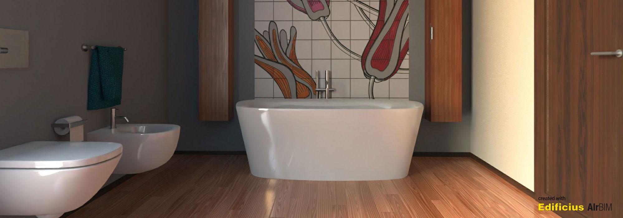 Render bagno