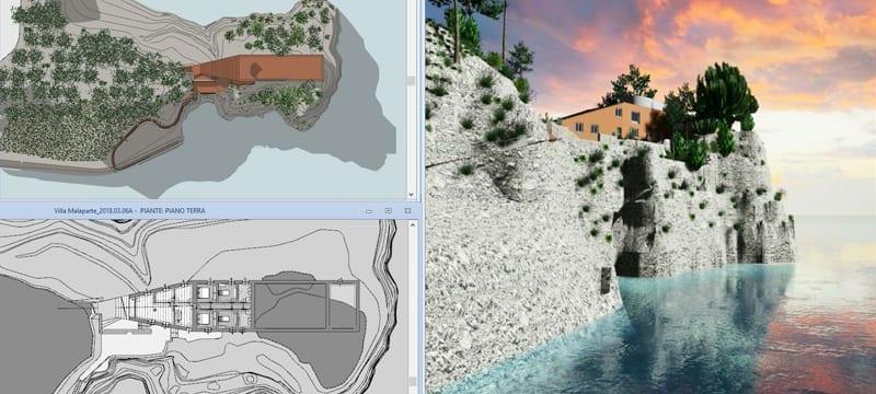modellazione del terreno