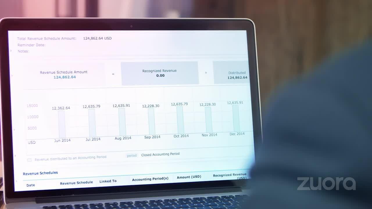 Recensioni Zuora: Software di gestione degli abbonamenti - Appvizer