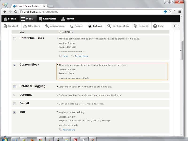 Drupal: blog e articoli Rights Management sito multilingua