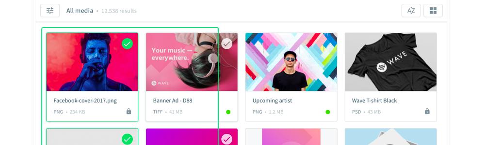 Recensioni Bynder: DAM, Raccolta fotografica e gestione dei contenuti per i pro - Appvizer