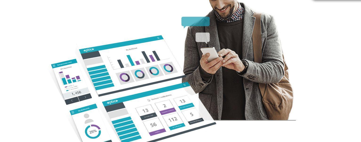 Recensioni Eptica: Offrite una customer experience eccezionale - Appvizer