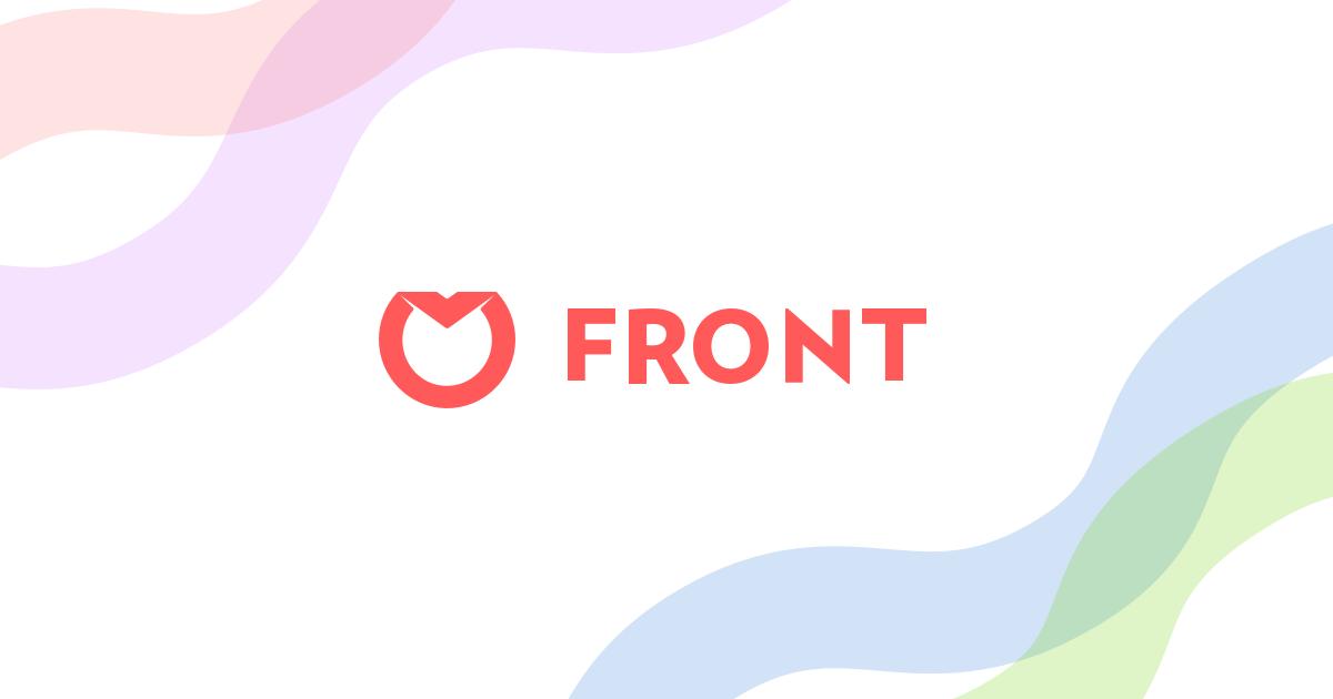 Recensioni Front App: Strumento collaborativo di comunicazione - Appvizer