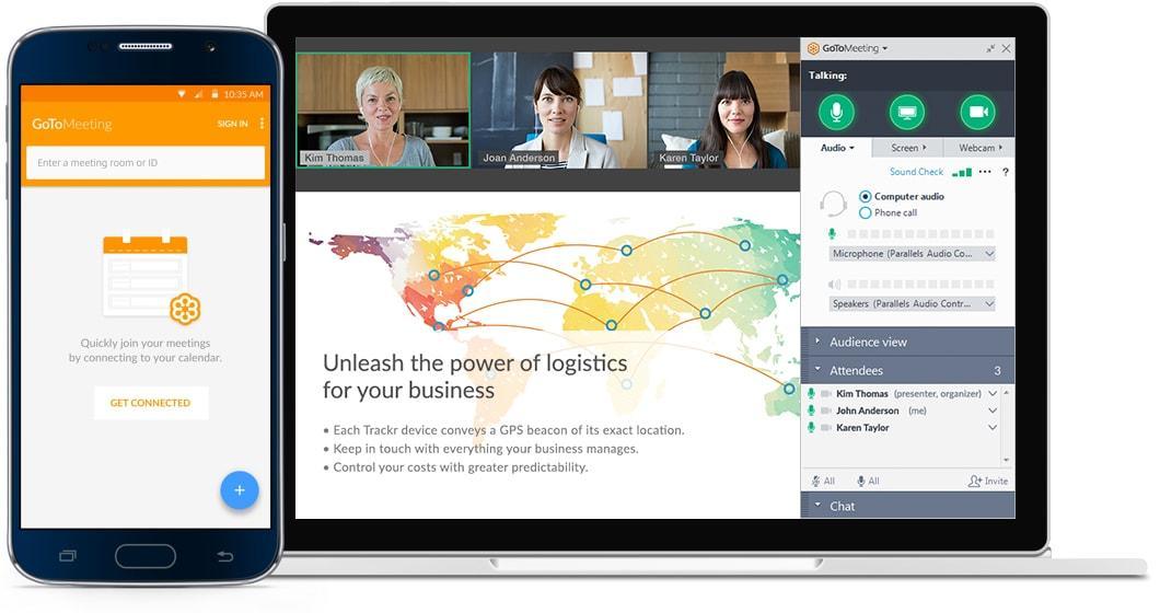 Recensioni GoToMeeting: Software per videoconferenze - Appvizer