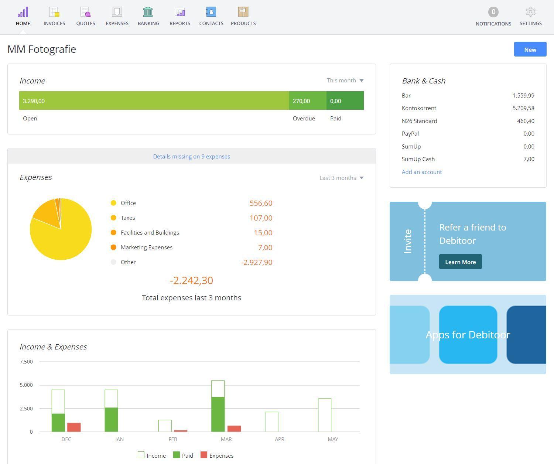 Debitoor-screenshot-web-dashboard